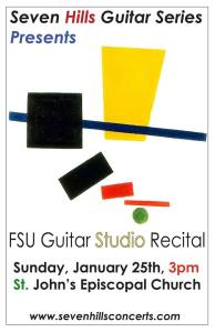 FSU Guitar Showcase