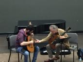 Alvaro Pierri Teaching a masterclass at FSU