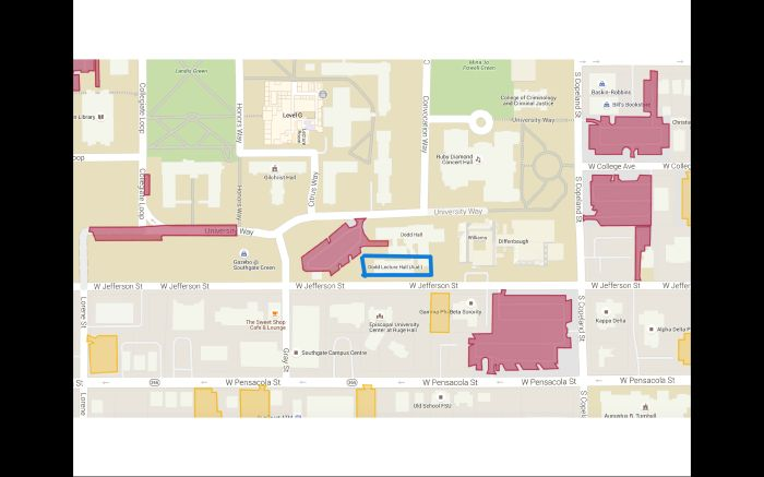 Florida State University Map.Uncategorized Classical Guitar Society Of Tallahassee